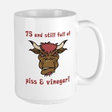 75 Piss & Vinegar Mug
