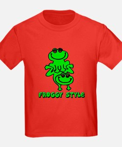 Froggy style T