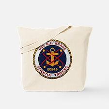 USS RICHARD E. KRAUS Tote Bag