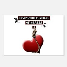 FuneralofHearts Postcards (Package of 8)
