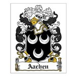 Aachen Coat of Arms Small Poster