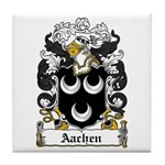 Aachen Coat of Arms Tile Coaster