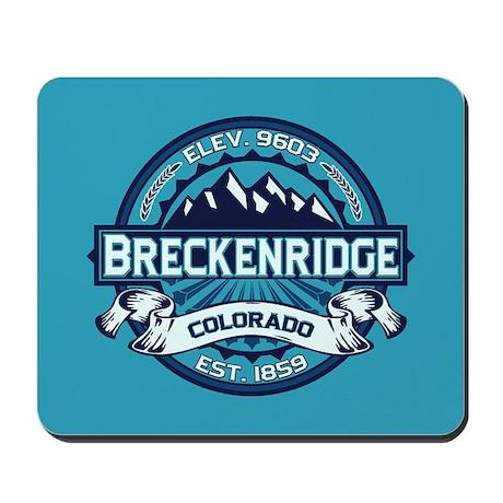 Breckenridge Ice Mousepad