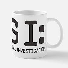 COUGAR SPECIAL INVESTIGATOR Mug