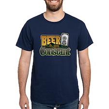 Beer Is My Constant T-Shirt