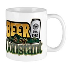 Beer Is My Constant Mug