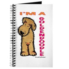 I'm a Goldendoodle Journal