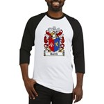 Barth Coat of Arms Baseball Jersey