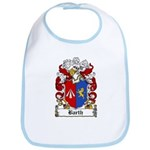 Barth Coat of Arms Bib