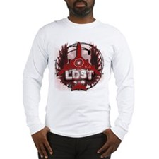 Lost TV Wings and Plane Long Sleeve T-Shirt