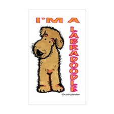 I'm a Labradoodle Decal