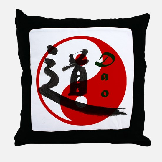 Dao Throw Pillow