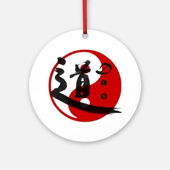 Dao Ornament (Round)