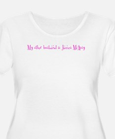 My other husband is James McAvoy T-Shirt