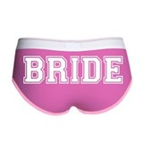 Bride Ladies Boy Shorts