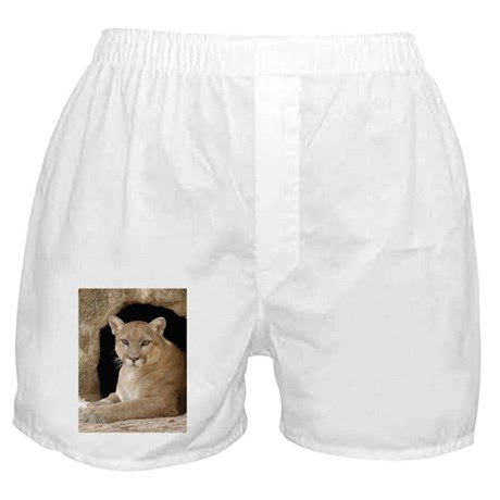 Cougar Boxer Shorts