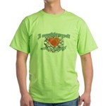 You Complete Me... uhm! Green T-Shirt