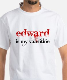 Edward is my valentine Shirt