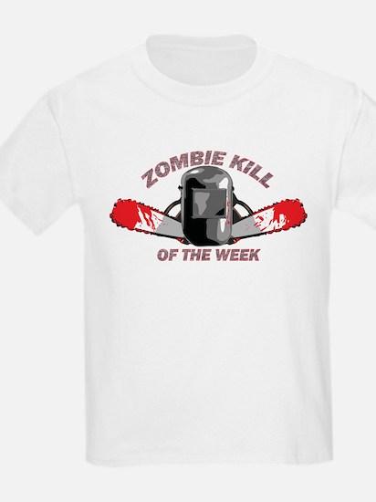 Zombie Kill Of The Week T-Shirt