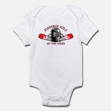 Zombie Kill Of The Week Infant Bodysuit