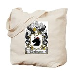 Edelmann Coat of Arms Tote Bag