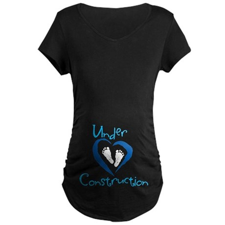 baby boy Maternity Dark T-Shirt