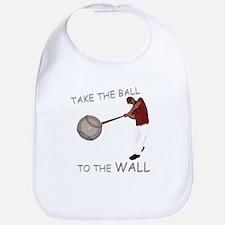 Take the Ball to the Wall Bib