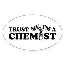 Trust Me I'm A Chemist Decal