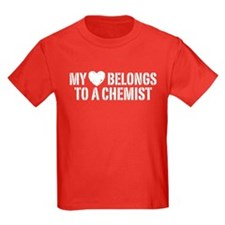 My Heart Belongs To A Chemist T