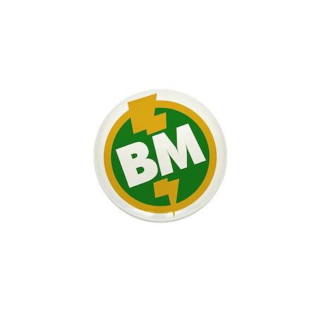 Best Man - BM Dupree Mini Button