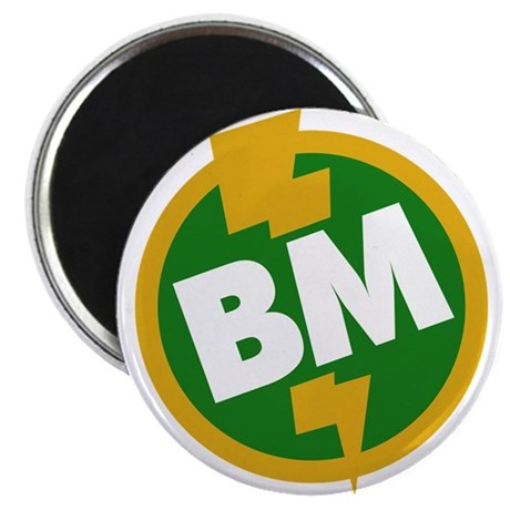 "Best Man - BM Dupree 2.25"" Magnet (100 pack)"