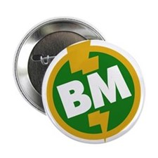 "Best Man - BM Dupree 2.25"" Button"