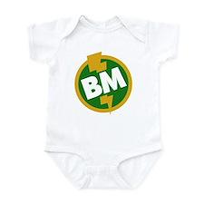 Best Man - BM Dupree Infant Bodysuit