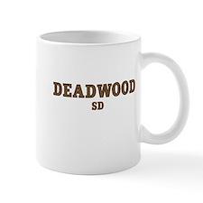 Deadwood Small Mug