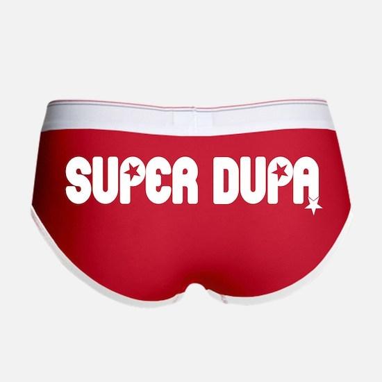 Super Dupa Women's Boy Brief