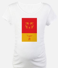 Year of the Tiger for Her Shirt