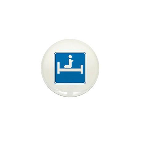 Prayer Lodging Mini Button (10 pack)