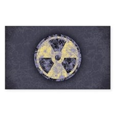 Radiation -cl-dist Decal