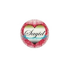 Sayid LOST Mini Button (10 pack)