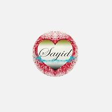 Sayid LOST Mini Button