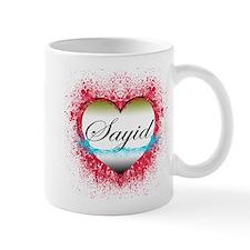 Sayid LOST Mug
