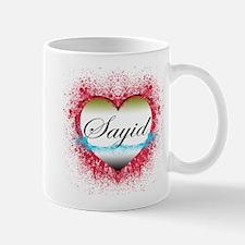 Sayid LOST Small Small Mug