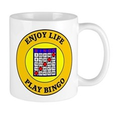 Enjoy Life Play Bingo Mug