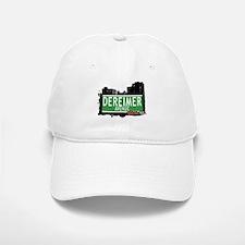Dereimer Av, Bronx, NYC Baseball Baseball Cap
