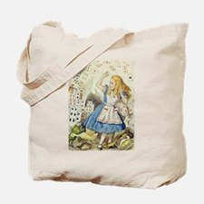 The Shower of Cards Tote Bag
