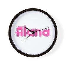 """""""Alana"""" Wall Clock"""