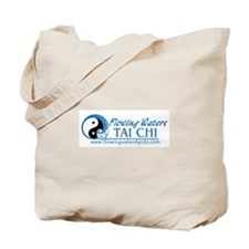 Flowing Waters Tai Chi Tote Bag