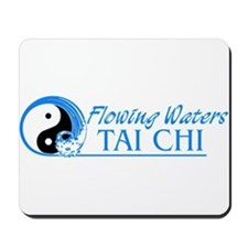 Flowing Waters Tai Chi Mousepad