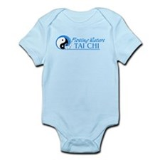 Flowing Waters Tai Chi Infant Bodysuit
