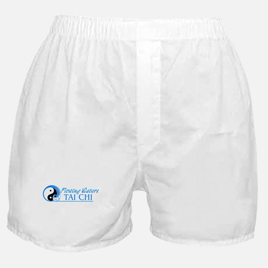 Flowing Waters Tai Chi Boxer Shorts